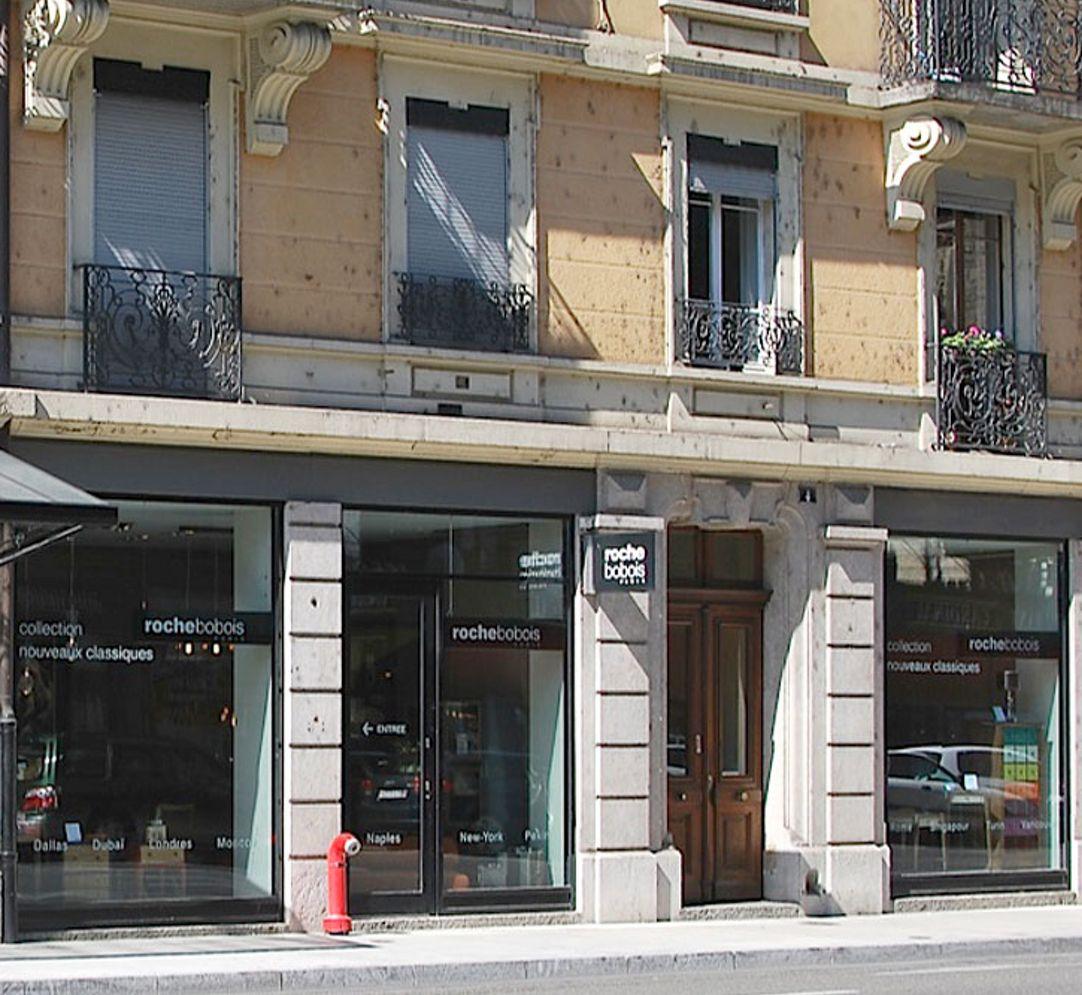 Roche Bobois Showroom Geneve Av Pictet De Rochemont 1207