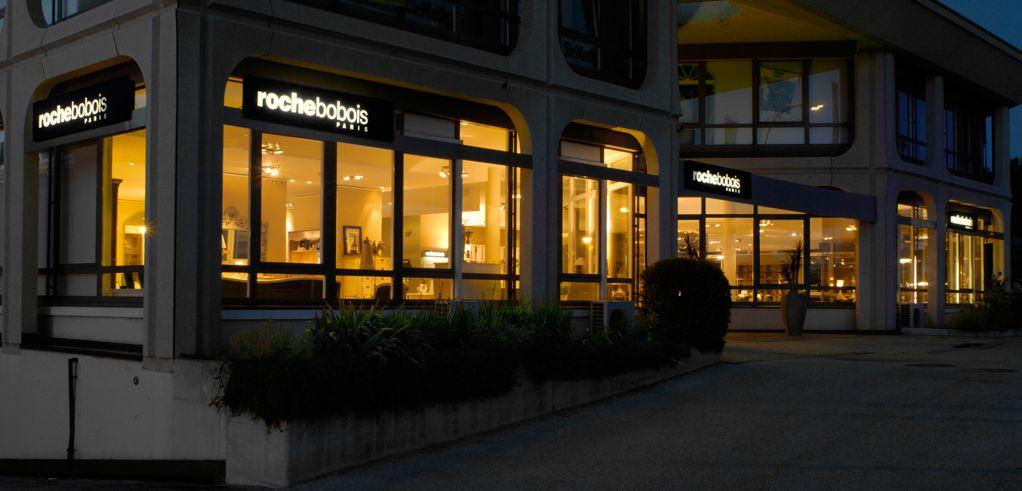 magasin roche bobois lausanne crissier 1023. Black Bedroom Furniture Sets. Home Design Ideas