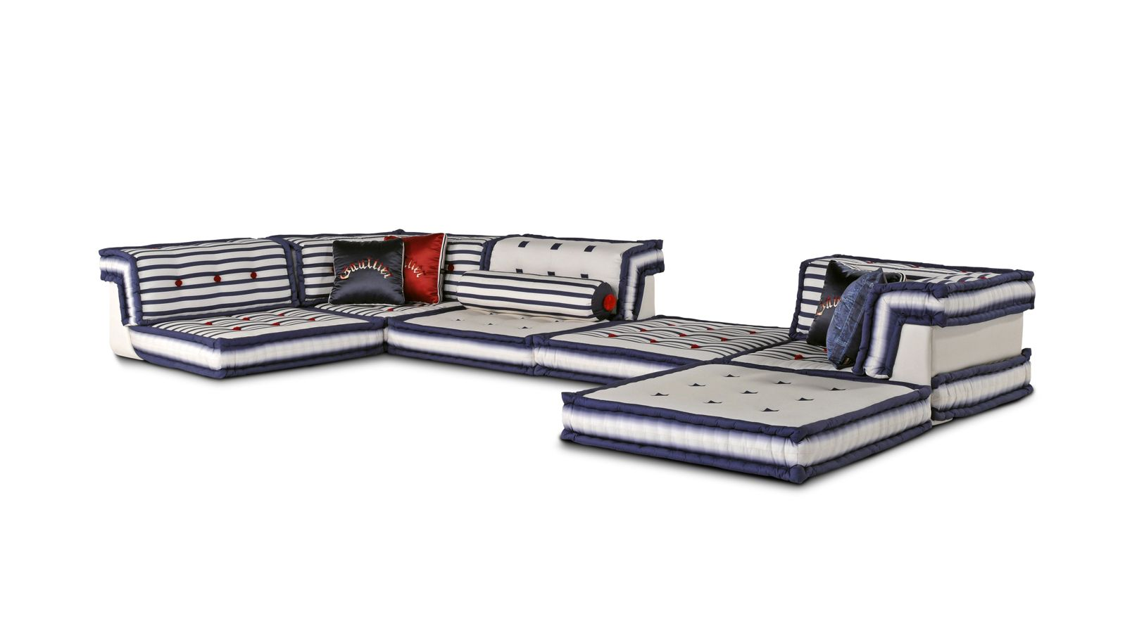 composizione matelot jean paul gaultier mah jong roche bobois. Black Bedroom Furniture Sets. Home Design Ideas