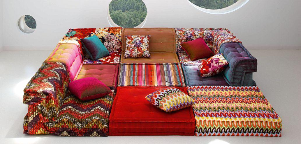 Mah jong sofa roche bobois - Roche bobois divano ...