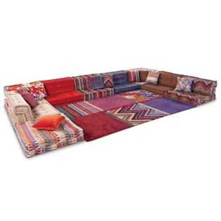 Mah Jong Composition Missoni Home Picture 12