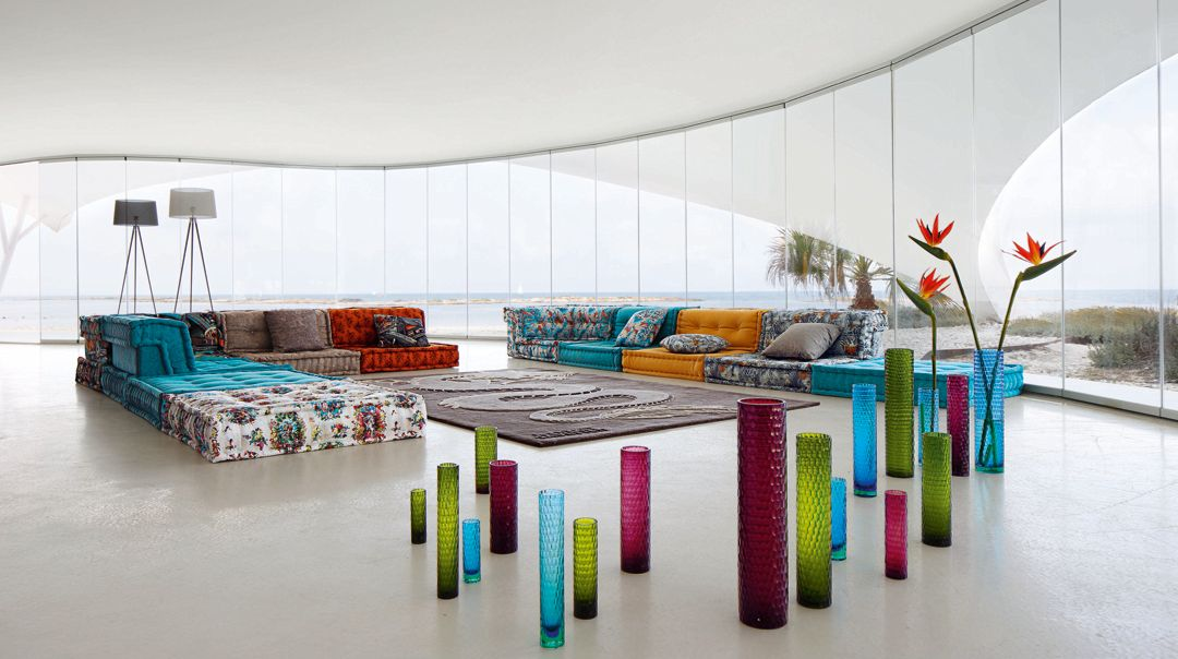Jean Paul GAULTIER: all Roche Bobois products