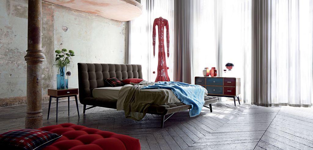PROFILE LETTO (Collezione Nouveaux Classiques) - Roche Bobois