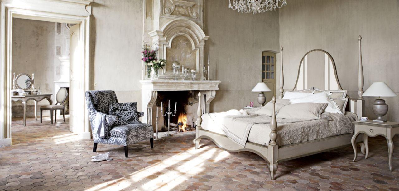 Hortense Bed Nouveaux Classiques Collection Roche Bobois