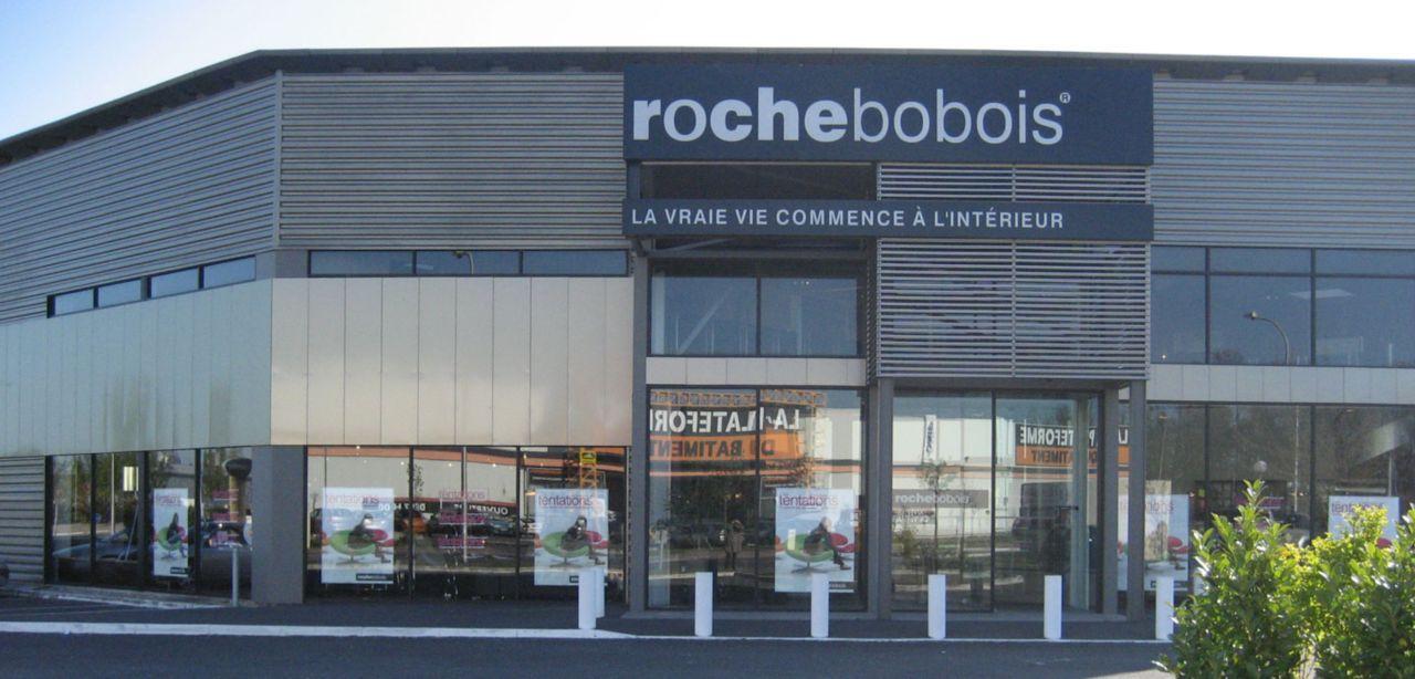 roche bobois showroom bordeaux merignac 33700. Black Bedroom Furniture Sets. Home Design Ideas