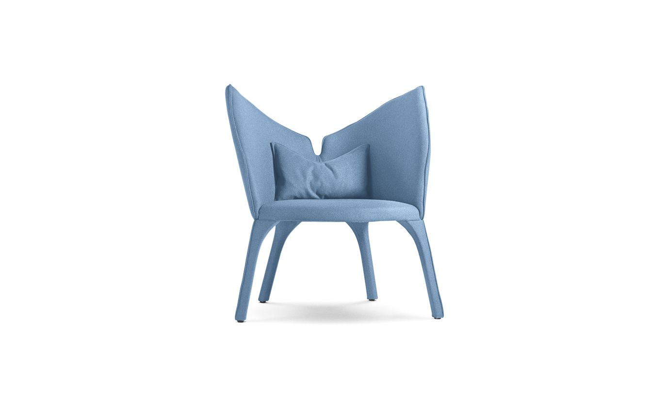 Lady b armchair roche bobois - Roche bobois fauteuil ...
