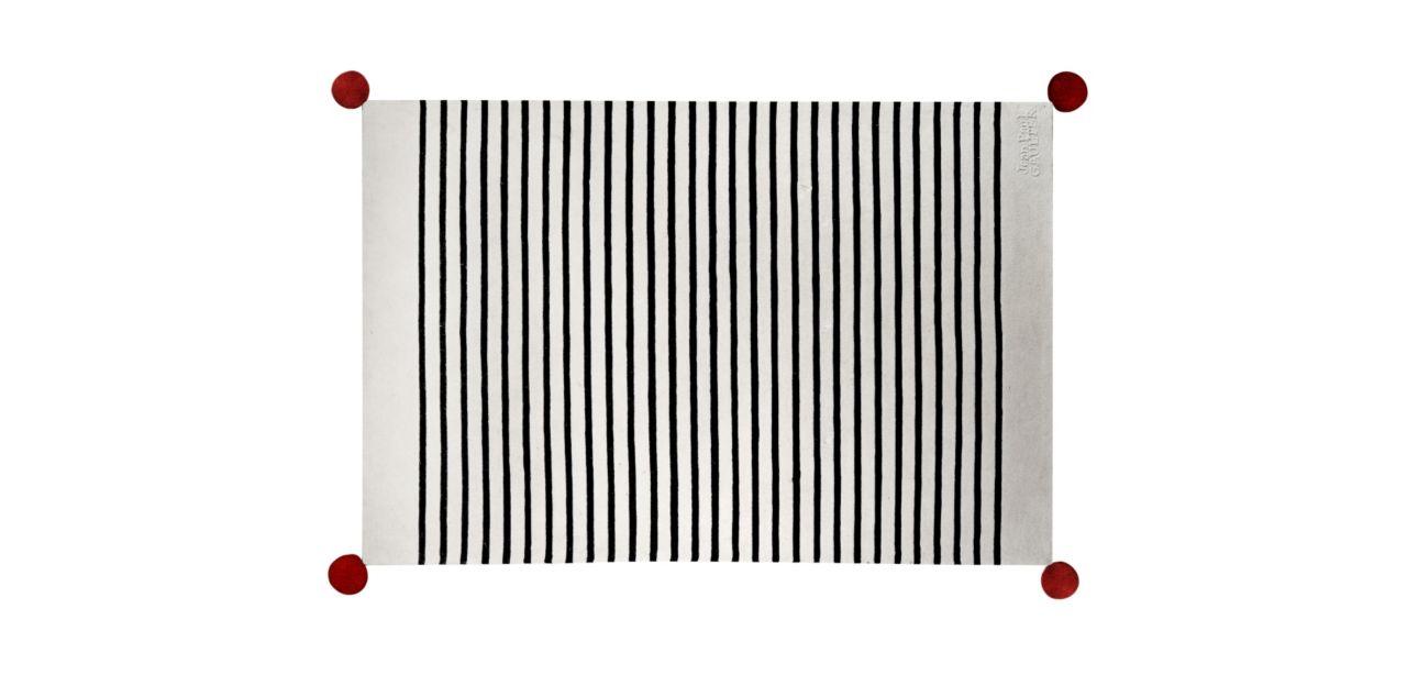 dunkerque jean paul gaultier tapis roche bobois. Black Bedroom Furniture Sets. Home Design Ideas