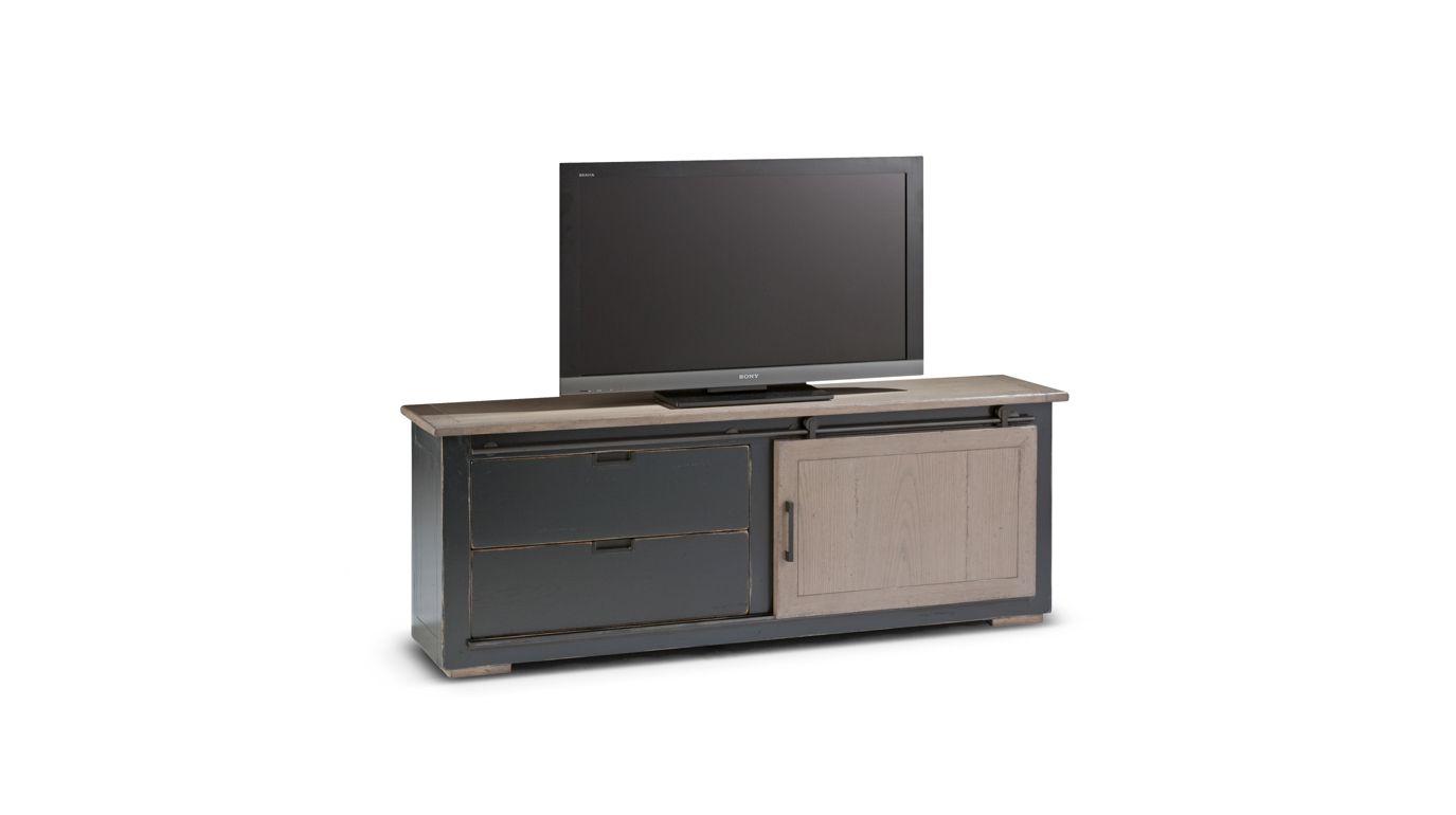 maxime meuble tv collection nouveaux classiques roche. Black Bedroom Furniture Sets. Home Design Ideas