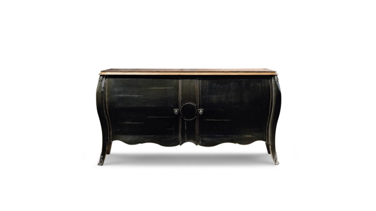 volubilis credenza collezione nouveaux classiques. Black Bedroom Furniture Sets. Home Design Ideas