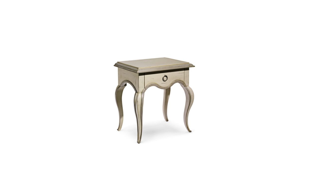 hortense bedside table nouveaux classiques collection roche bobois. Black Bedroom Furniture Sets. Home Design Ideas