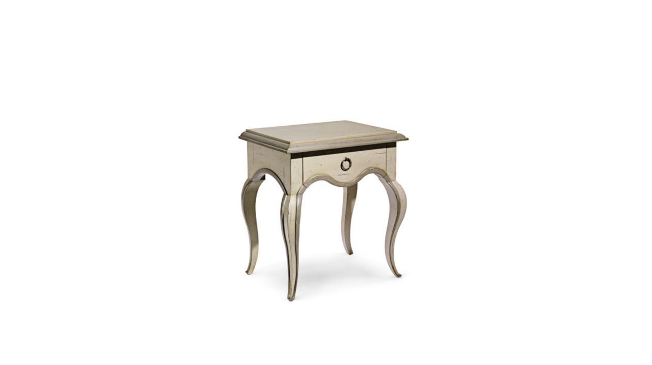 hortense bedside table nouveaux classiques collection roche bobois. Black Bedroom Furniture Sets. Home Design Ideas