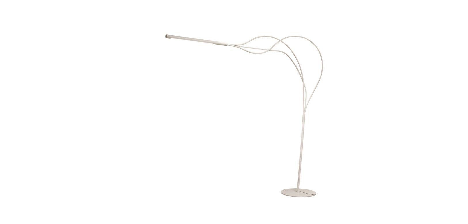 Vibrato angled floor lamp roche bobois - Lampadaire design roche bobois ...