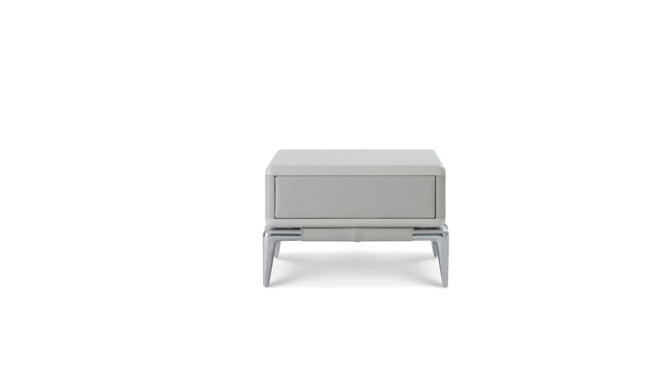 ellica bedside table roche bobois. Black Bedroom Furniture Sets. Home Design Ideas