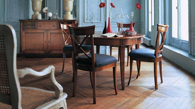 buffet hauteville collection nouveaux classiques roche bobois. Black Bedroom Furniture Sets. Home Design Ideas