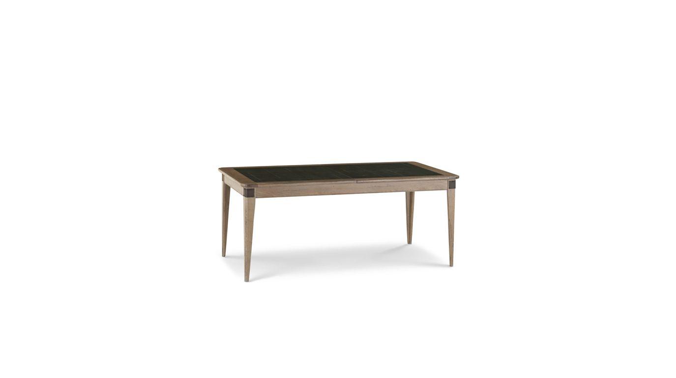 Atelier dining table nouveaux classiques collection - Table ovale marbre roche bobois ...