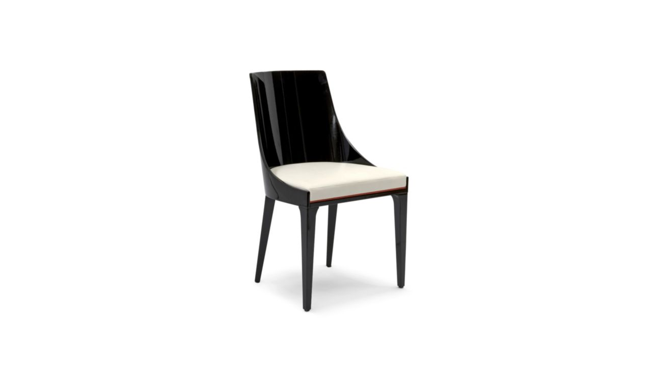 Pianoforte chair roche bobois for Chaise roche bobois