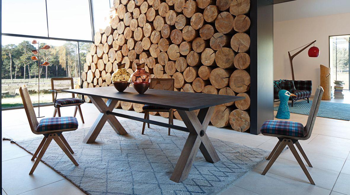 Grand canap 4 places profile collection nouveaux for Salle a manger tendance 2015