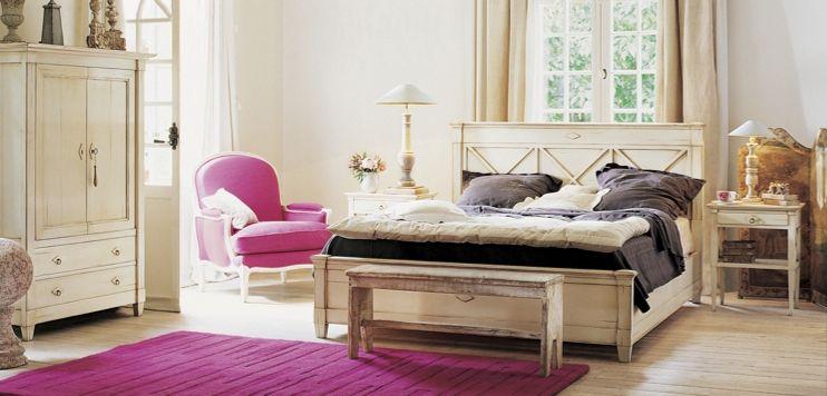 Sorgues bed nouveaux classiques collection roche bobois - Collection roche bobois ...