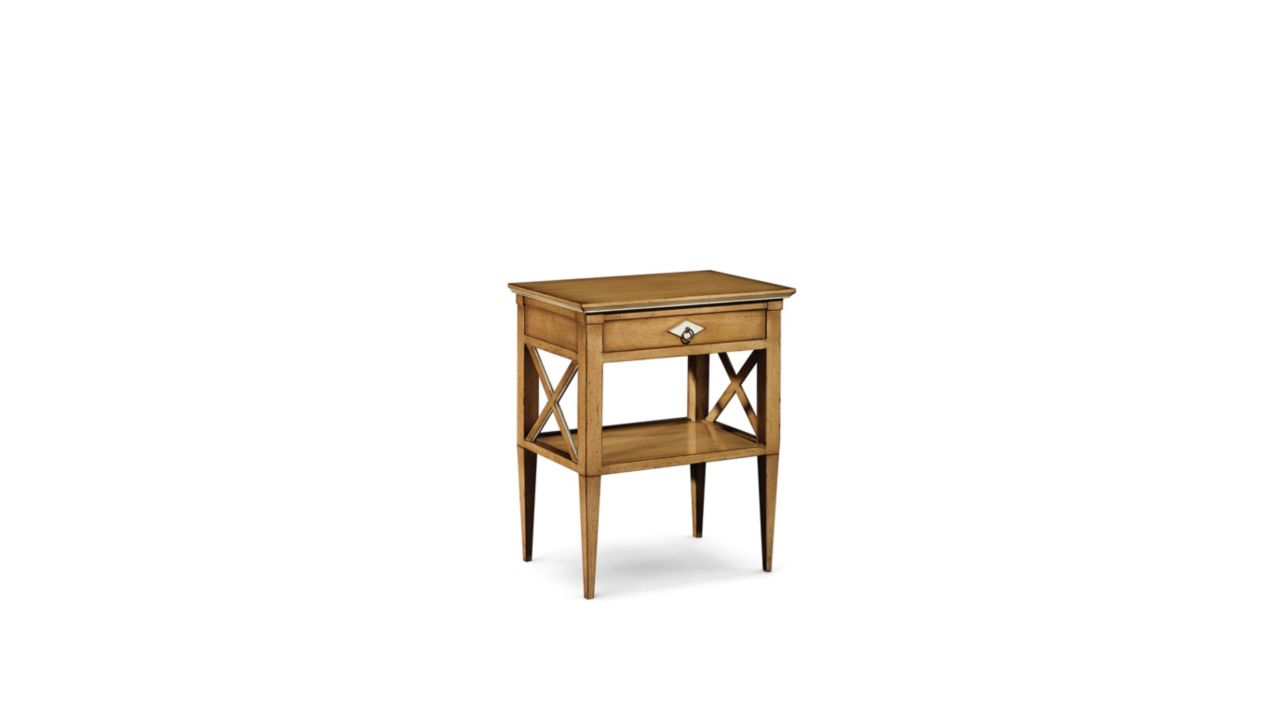 sorgues bedside table nouveaux classiques collection roche bobois. Black Bedroom Furniture Sets. Home Design Ideas