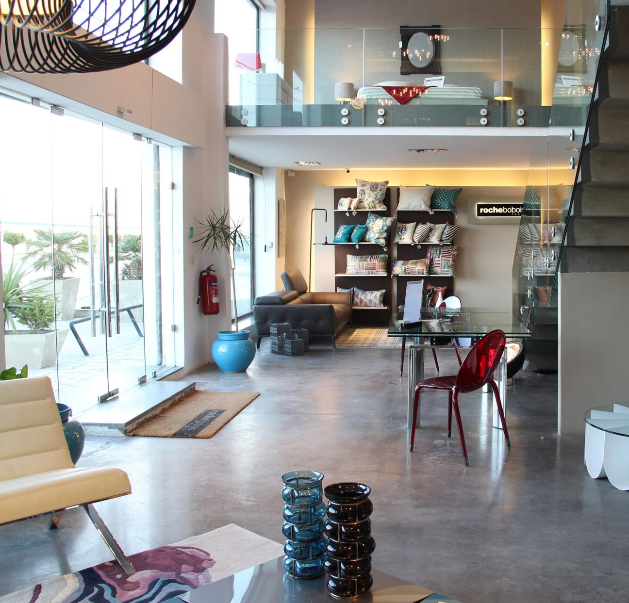 Roche Bobois Showroom Tunis 2036