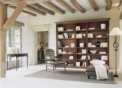 Bibliotheque Hauteville Collection Nouveaux Classiques Roche  # Meuble Tv Hauteville Roche Bobois
