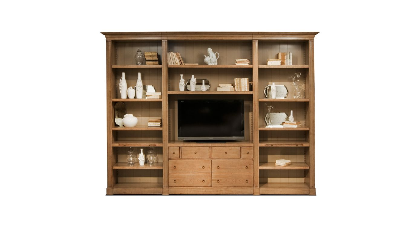 hauteville bibliotheque roche bobois. Black Bedroom Furniture Sets. Home Design Ideas