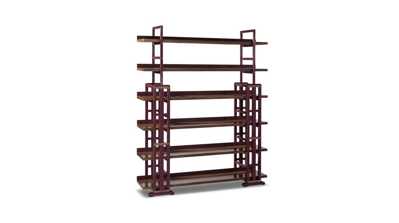 correspondances shelf nouveaux classiques collection roche bobois. Black Bedroom Furniture Sets. Home Design Ideas