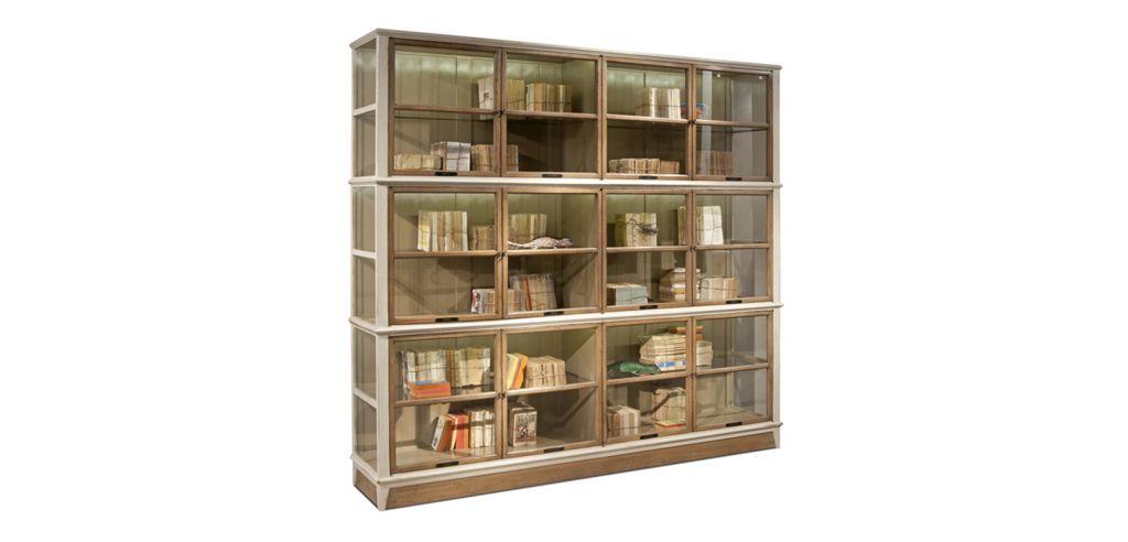 ARCHITECTE BOOKCASE (Nouveaux Classiques collection) - Roche Bobois