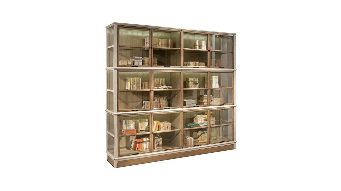 Libreria architecte (collezione nouveaux classiques)   roche bobois