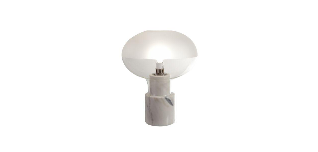 marble lampe poser roche bobois. Black Bedroom Furniture Sets. Home Design Ideas