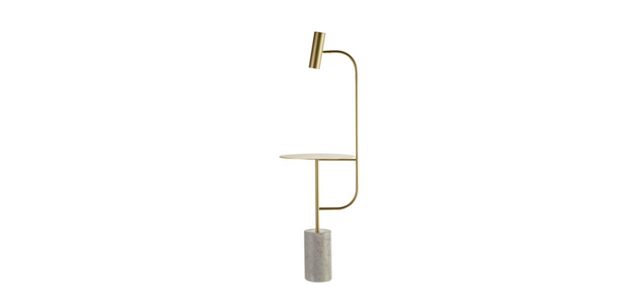 Pasteur lampadaire droit roche bobois - Lampadaire design roche bobois ...