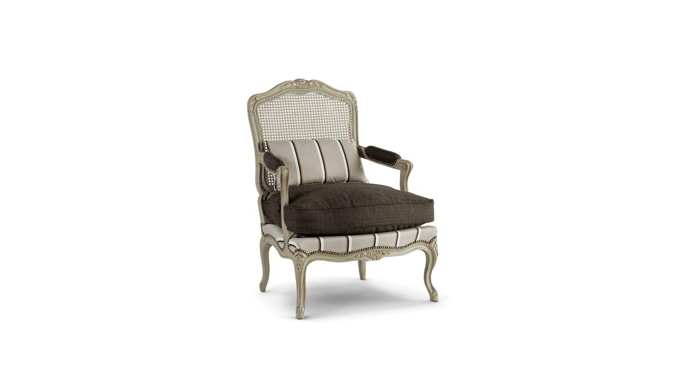 Fauteuil sultan collection nouveaux classiques roche bobois - Roche bobois fauteuils ...