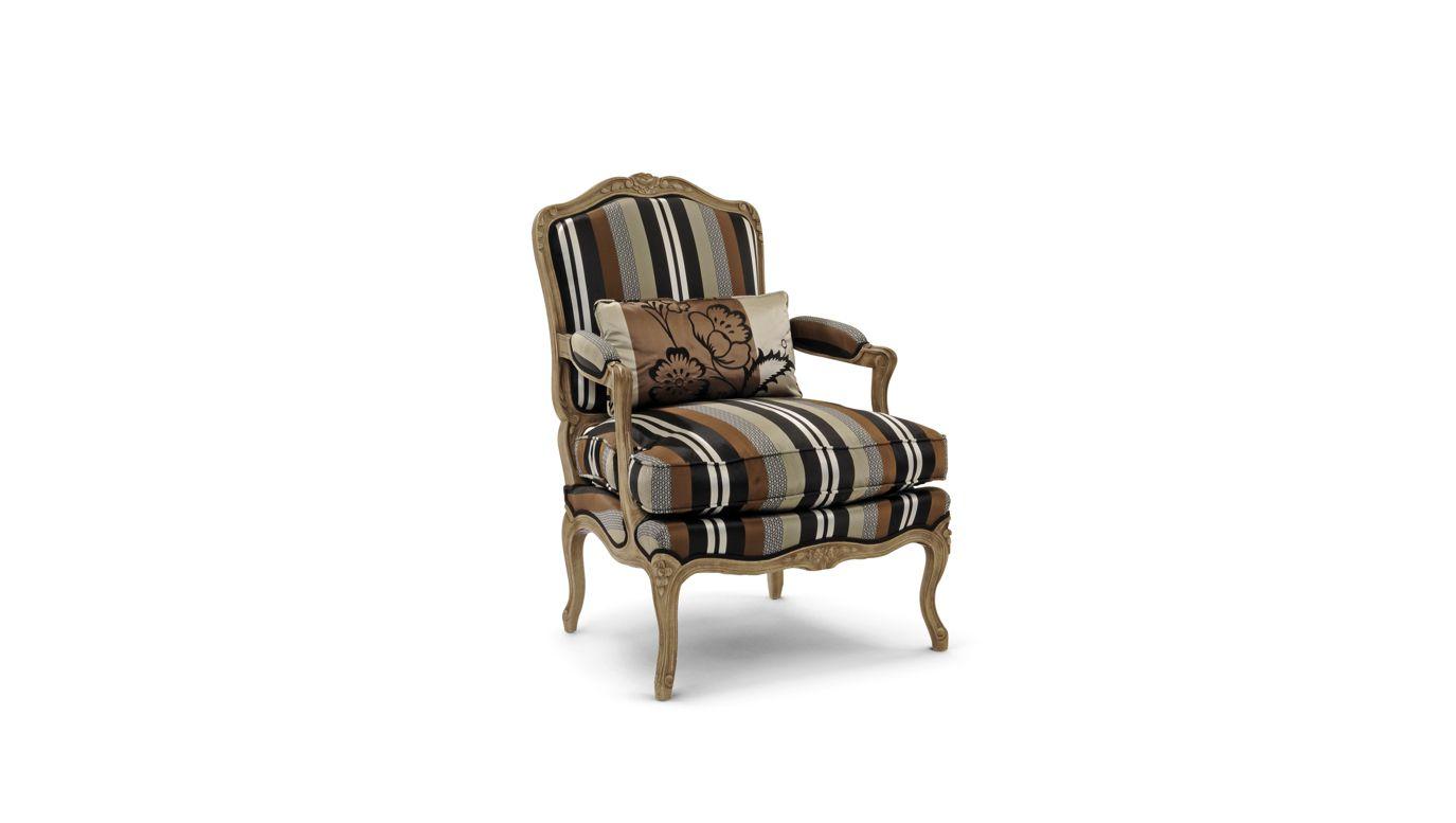 Fauteuil sultan collection nouveaux classiques roche - Roche bobois fauteuil ...