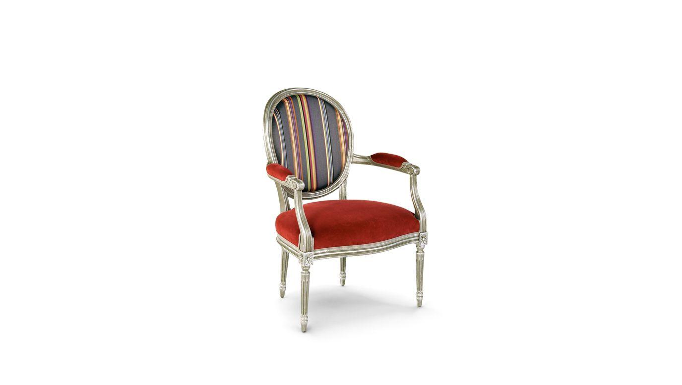 Fauteuil florian collection nouveaux classiques roche bobois - Roche bobois fauteuil ...