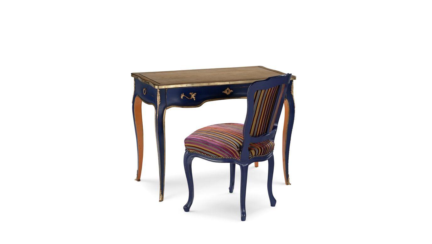Volutes console louis xv nouveaux classiques collection - La roche bobois table ...