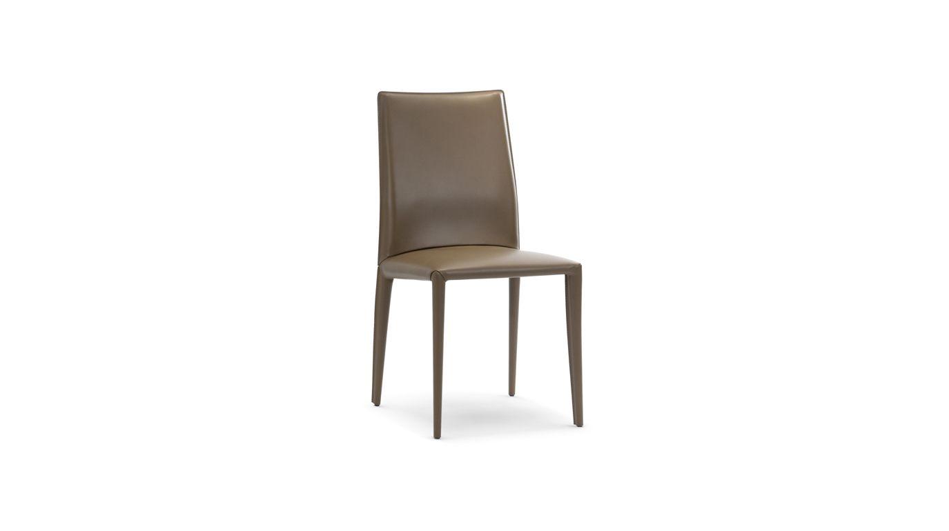 Roche bobois chaise de cuisine - Chaise roche bobois cuir ...