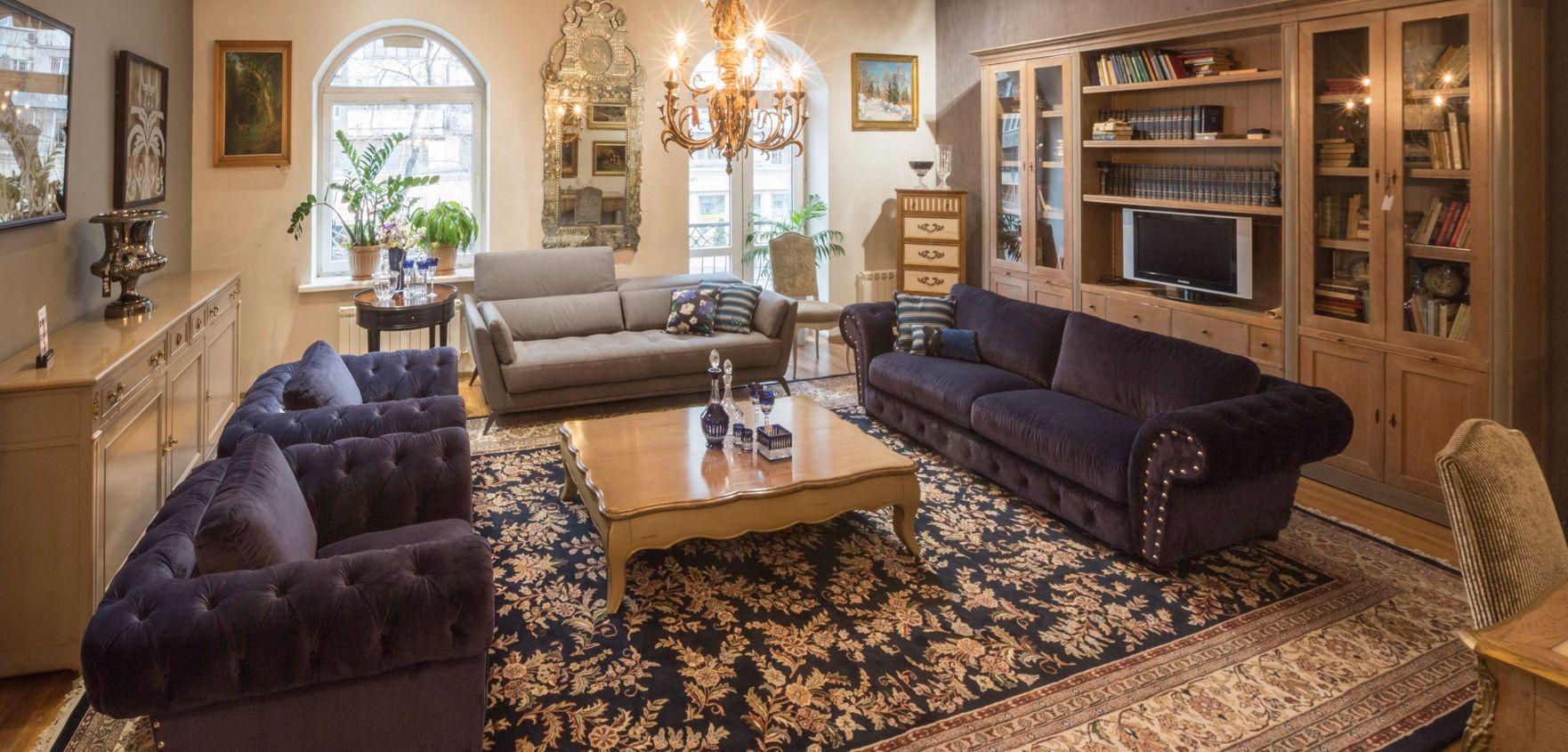 rendez vous magasin roche bobois almaty 50010. Black Bedroom Furniture Sets. Home Design Ideas