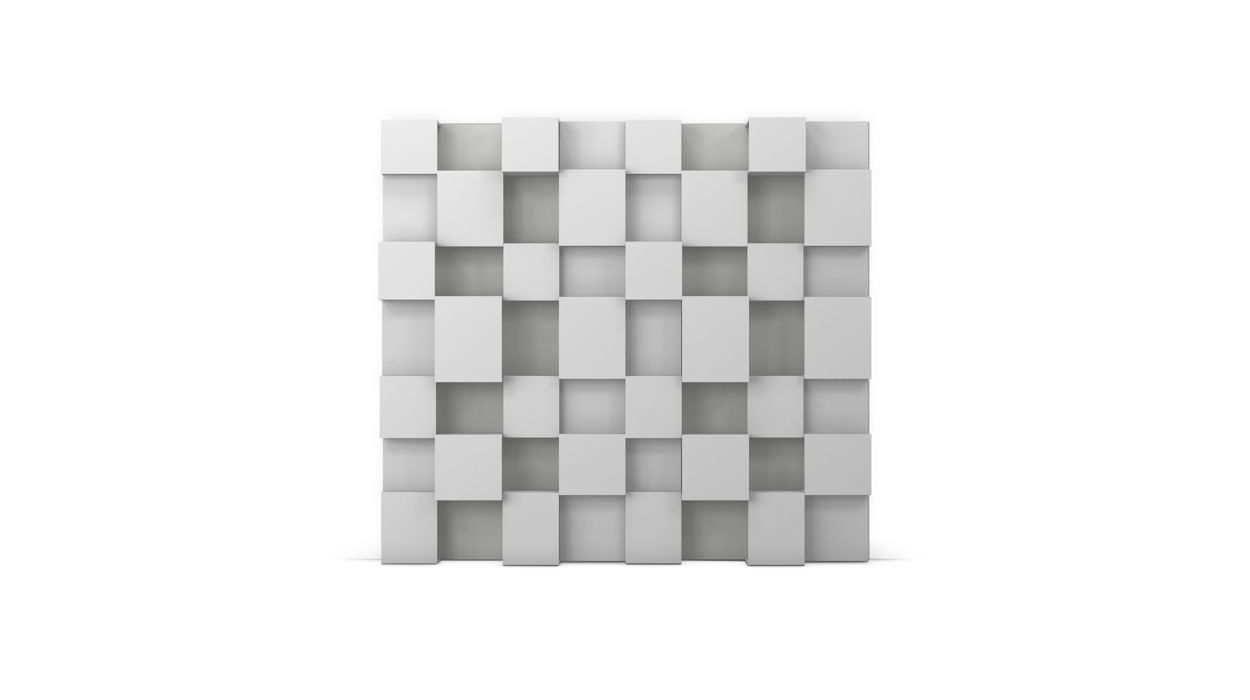 pixl miroir libreria roche bobois. Black Bedroom Furniture Sets. Home Design Ideas