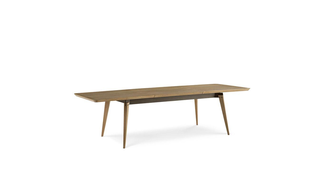 Table de repas armand collection nouveaux classiques - Table repas roche bobois ...
