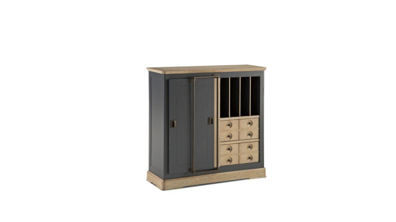 armand meuble d 39 entr e collection nouveaux classiques roche bobois. Black Bedroom Furniture Sets. Home Design Ideas