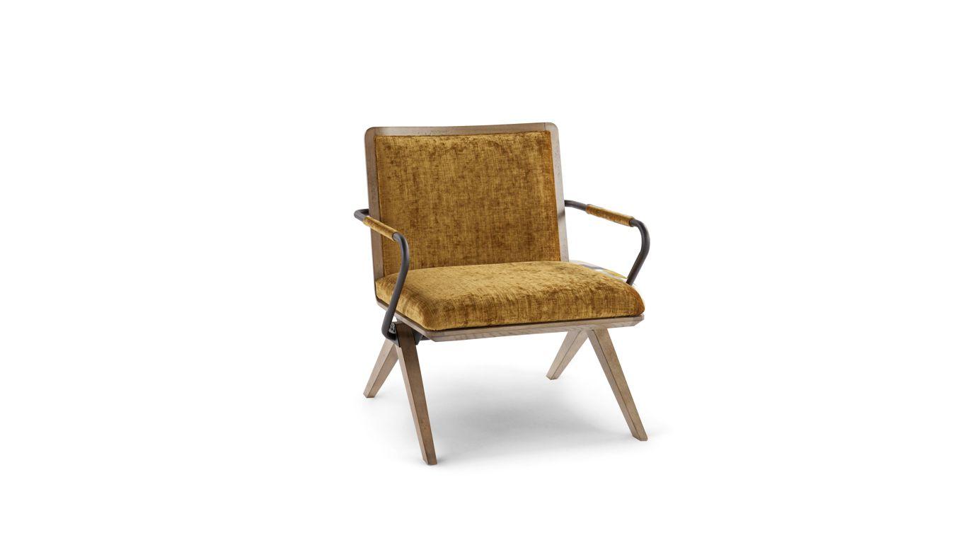 fauteuil armand collection nouveaux classiques roche. Black Bedroom Furniture Sets. Home Design Ideas