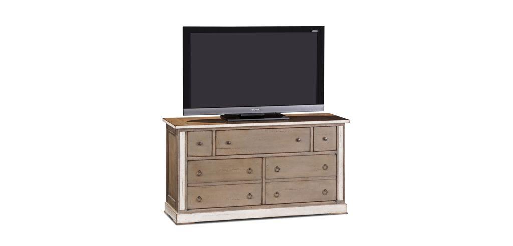 meuble tv hauteville (collection nouveaux classiques) - roche bobois - Meuble Tele Design Roche Bobois