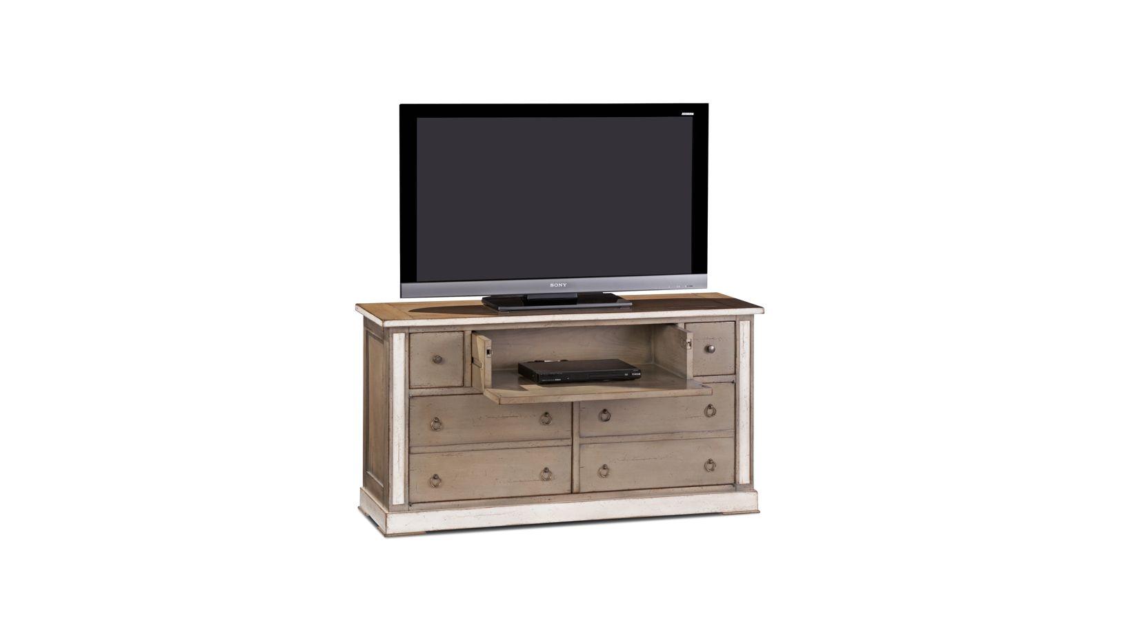 Meuble tv hauteville collection nouveaux classiques roche bobois - Roche bobois meuble tv ...