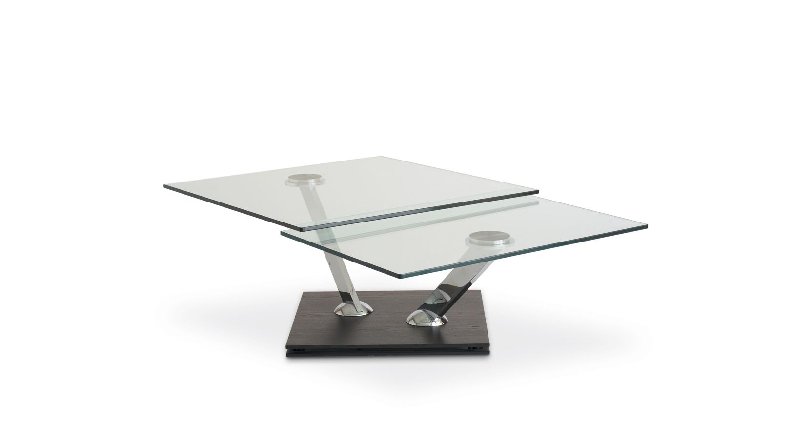 Table basse tea time roche bobois - Table basse verre roche bobois ...