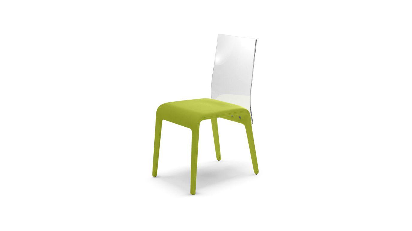 Chaise altuglass roche bobois - Roche bobois chaises ...