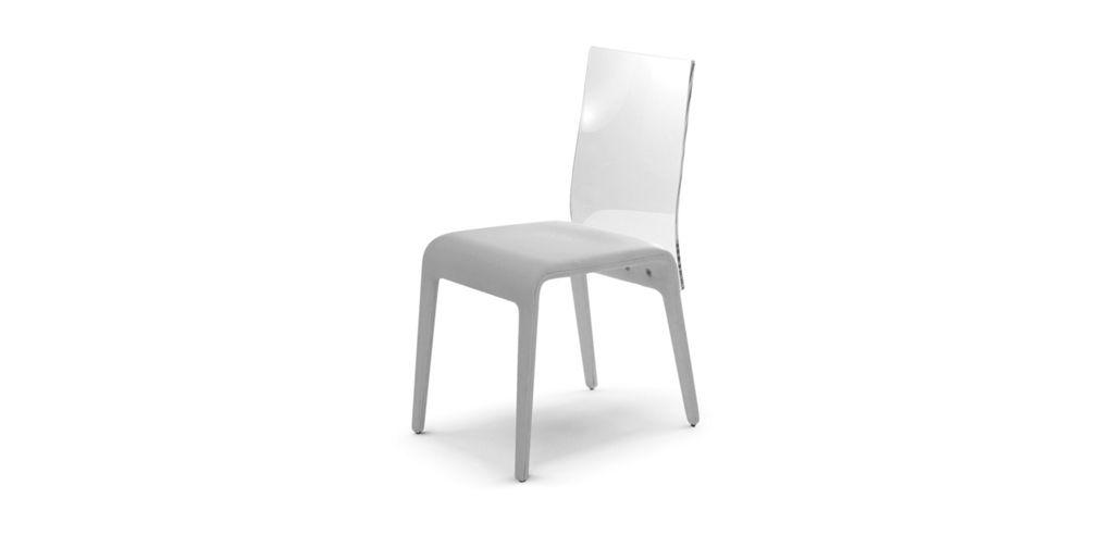 ALTUGLASS Chair - Roche Bobois