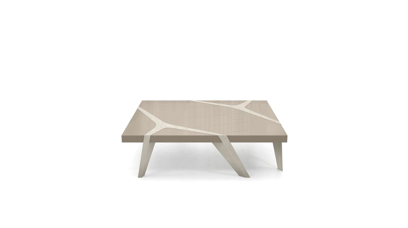 Mangrove cocktail table roche bobois for Table basse roche bobois