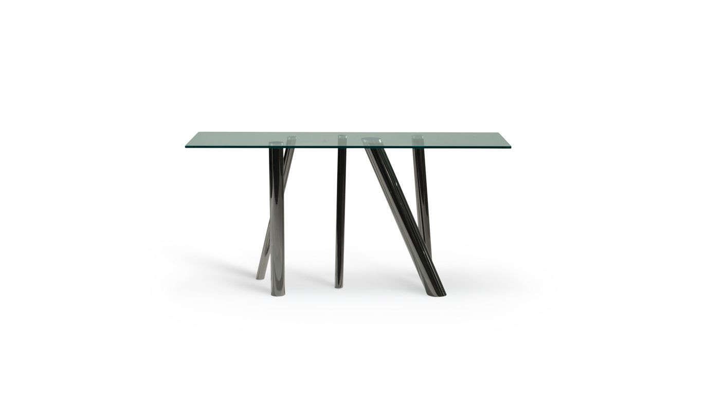 Gaya cocktail table roche bobois for Table extensible roche bobois