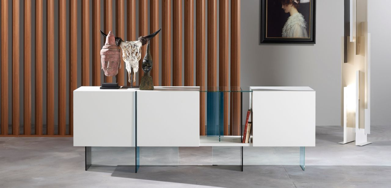 diapo buffet roche bobois. Black Bedroom Furniture Sets. Home Design Ideas