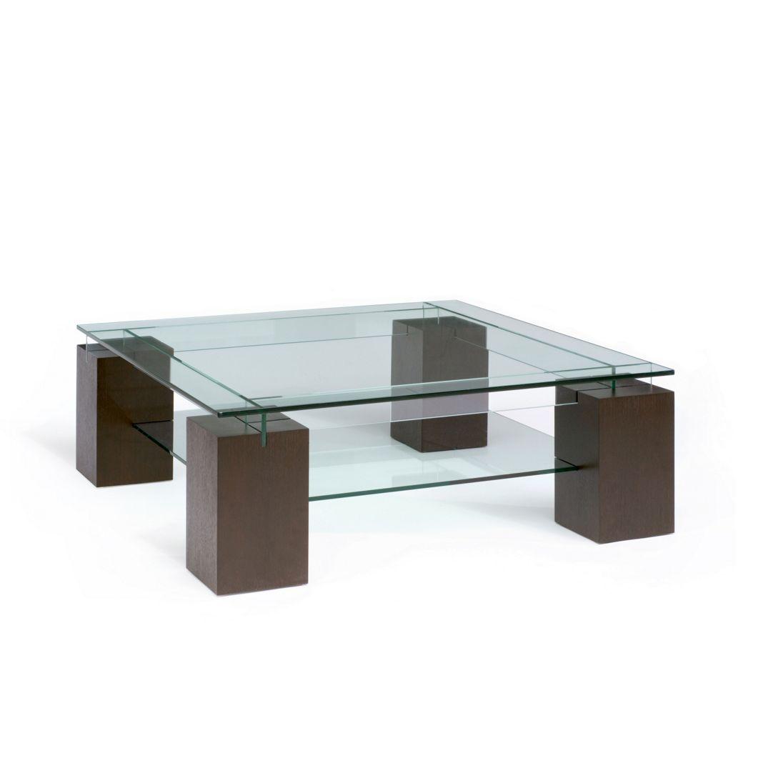 Table de salon en verre roche bobois - Roche bobois tables basses ...